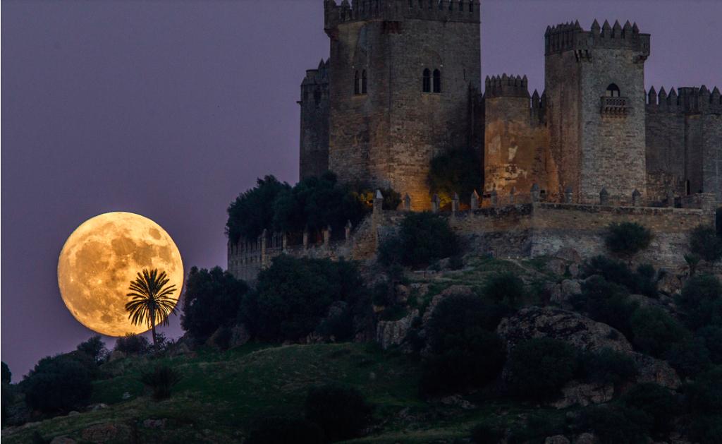 Ruta De Juego De Tronos Por Andalucía Castillo De Almodovar