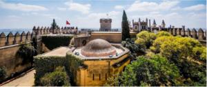 10 mejores castillos de España - Castillo de Almodóvar
