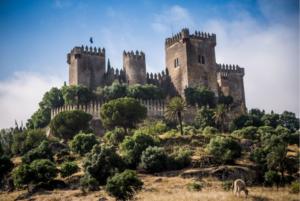 Castillo Medieval Almodóvar del Río - Castillo de Almodóvar