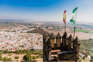 Castillo de España - Castillo de Almodóvar