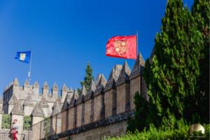 Escenarios Juego de Tronos España Temporada 7 - Castillo de Almodóvar