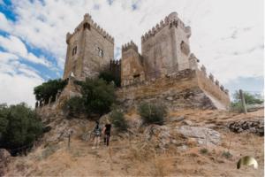 Escenarios de Juego de Tronos en España - Castillo de Almodóvar