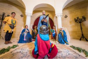 Visitas guiadas castillo - Castillo de Almodóvar