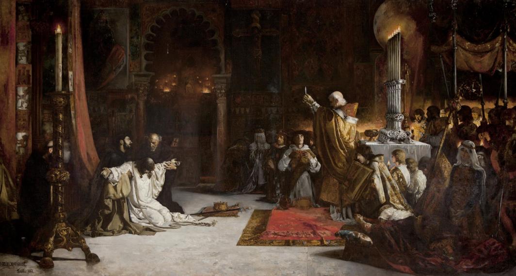 El Rey Fernando III, Conquista Almodóvar en 1240