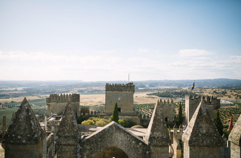 Las torres del castillo de Almodóvar